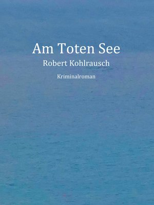 cover image of Am Toten See