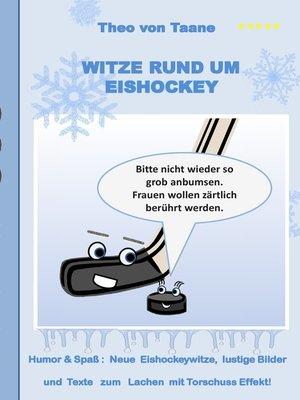 cover image of Witze rund um Eishockey