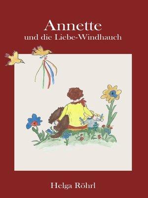 cover image of Annette und die Liebe-Windhauch