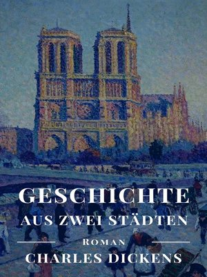 cover image of Geschichte aus zwei Städten