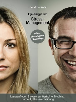 cover image of Stress-Management--Ego-Knigge 2100
