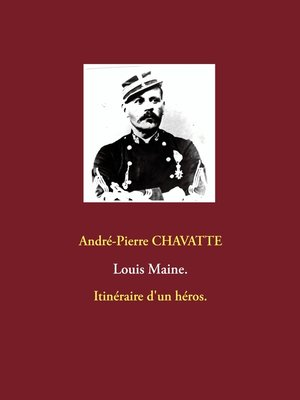 cover image of Louis Maine.
