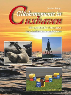 cover image of Glücksmomente in Cuxhaven