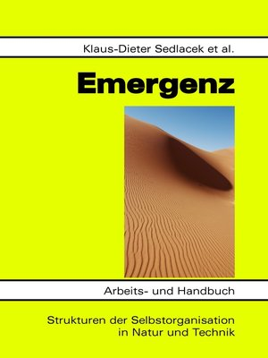 cover image of Emergenz