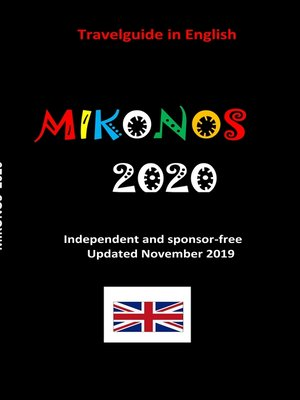 cover image of Mikonos 2020