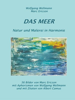 cover image of Das Meer