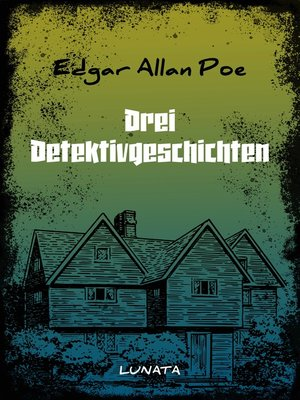 cover image of Drei Detektivgeschichten
