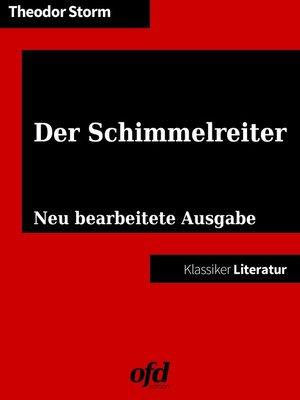 cover image of Der Schimmelreiter