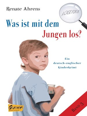 cover image of Was ist mit dem Jungen los?