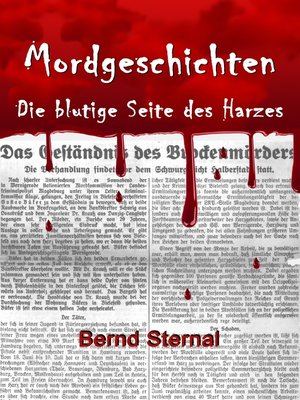 cover image of Mordgeschichten