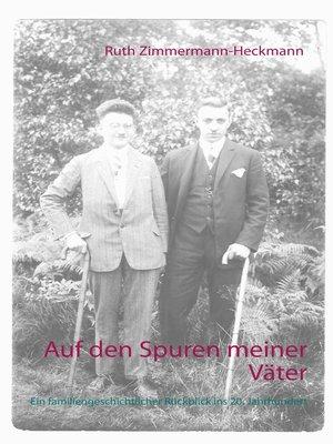 cover image of Auf den Spuren meiner Väter