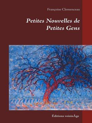 cover image of Petites Nouvelles de Petites Gens