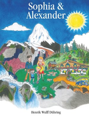 cover image of Sophia & Alexander