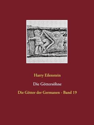 cover image of Die Göttersöhne