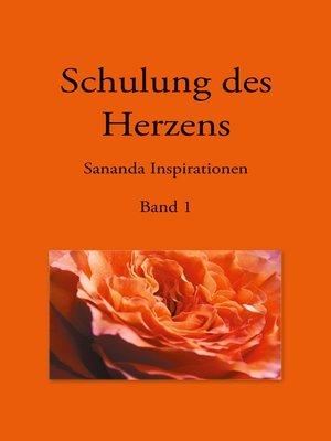 cover image of Sananda Inspirationen, Band 1