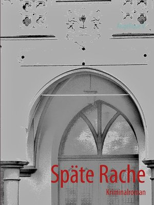cover image of Späte Rache