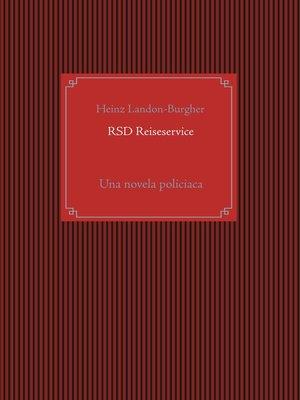 cover image of RSD Reiseservice