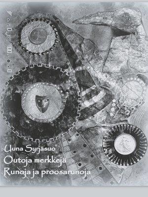 cover image of Outoja merkkejä