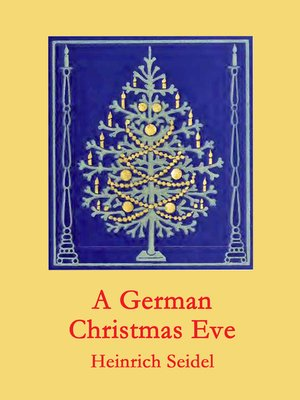 cover image of A German Christmas Eve