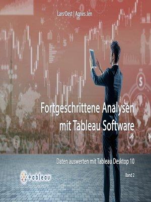 cover image of Daten auswerten mit Tableau Desktop 10--Band 2