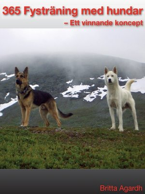 cover image of 365 Fysträning för hundar