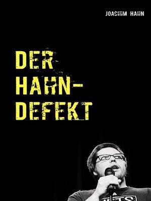 cover image of Der Hahn-Defekt