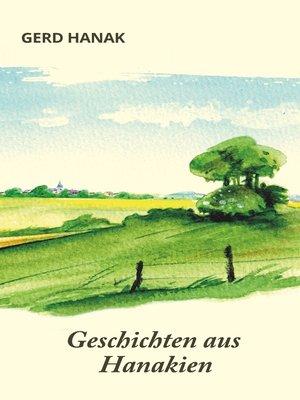 cover image of Geschichten aus Hanakien