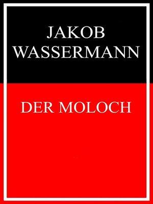 cover image of Der Moloch
