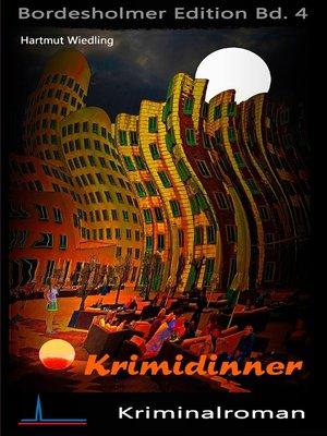 cover image of Krimidinner