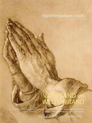 cover image of Vaterland im Weltenbrand