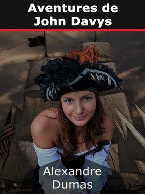 cover image of Aventures de John Davys