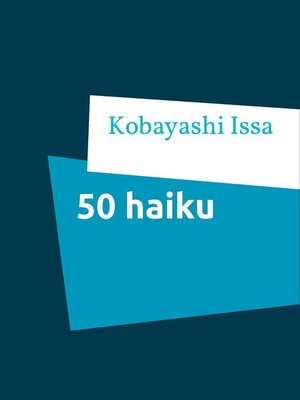 cover image of 50 haiku