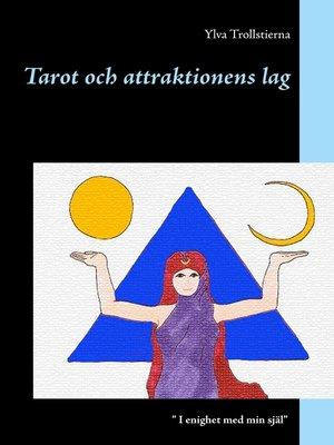 cover image of Tarot och attraktionens lag