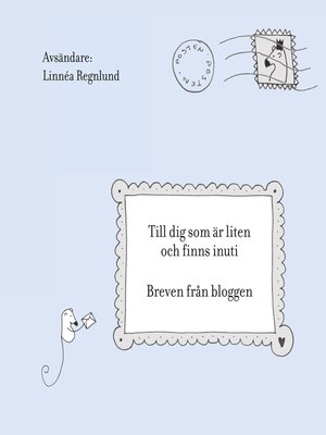 cover image of Breven från bloggen
