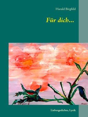 cover image of Für dich...