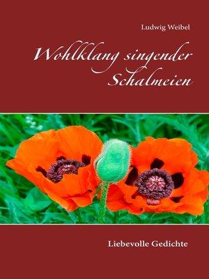 cover image of Wohlklang singender Schalmeien