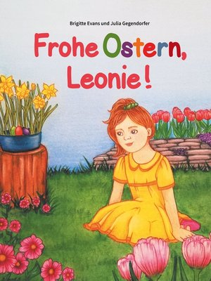 cover image of Frohe Ostern, Leonie!