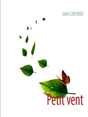 cover image of Petit vent