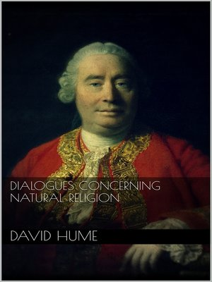 cover image of Dialogues Concerning Natural Religion