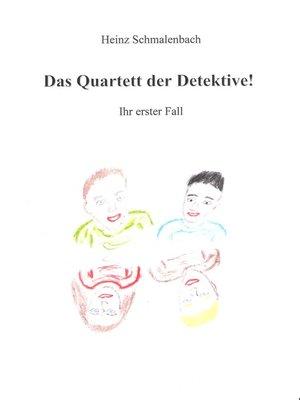 cover image of Das Quartett der Detektive