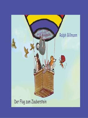 cover image of Der Flug zum Zauberstein