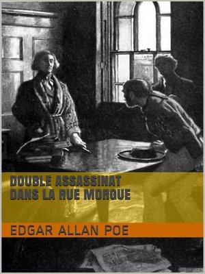 cover image of Double assassinat dans la rue Morgue