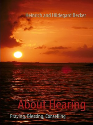 cover image of About Hearing