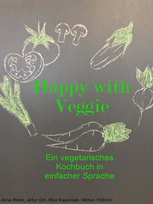 cover image of Happy with Veggie