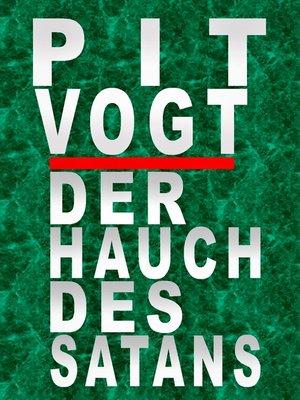 cover image of Der Hauch des Satans