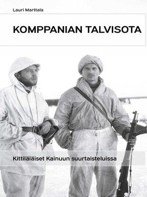 cover image of Komppanian talvisota