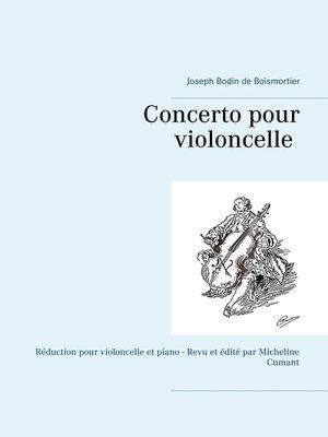 cover image of Concerto pour violoncelle