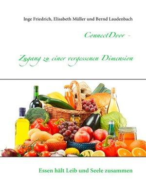 cover image of ConnectDoor--Zugang zu einer vergessenen Dimension