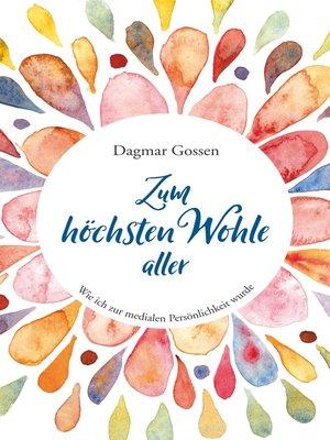 cover image of Zum höchsten Wohle aller