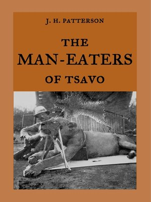 cover image of The Man-Eaters of Tsavo